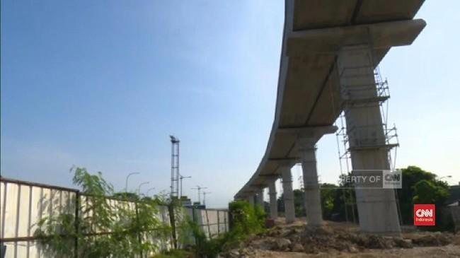 VIDEO: Suntikan Dana Pembangunan LRT
