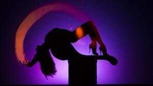 FOTO: Terpesona Liukan Penari Telanjang 'Le Crazy Horse'