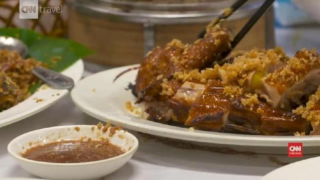 VIDEO: Tung Po, Uniknya Kuliner Khas Hong Kong