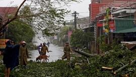 Banjir dan Longsor di Vietnam, 37 Orang Tewas