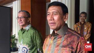 Bertemu Menhan Vietnam, Wiranto Dorong Pembicaraan Batas ZEE