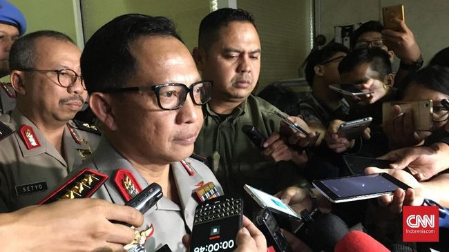 Kapolri Anggap Kasus Novel Baswedan Lebih Berat dari Bom Bali