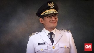 Sandi Pimpin Jakarta, BEI Minta BUMD Gelar IPO