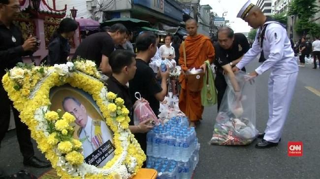 VIDEO: Setahun Pasca Bhumibol Wafat, Thailand Masih Berduka