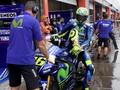 Valentino Rossi Kini Layu Saat Hujan