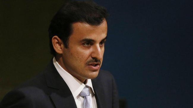 Di Tengah Krisis Negara Teluk, Emir Qatar Akan Temui Jokowi
