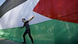 FOTO: Suka Cita Palestina Sambut Rekonsiliasi Hamas dan Fatah