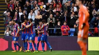Kalahkan Chelsea, Skuat Crystal Palace Boleh Mabuk