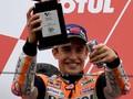 Marquez Ciptakan Rekor Spesial Meski Dikalahkan Dovizioso