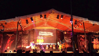 Wisman Singapura dan Malaysia Nikmati Festival Tari di Kepri