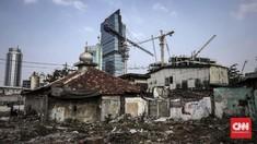 FOTO: Berjuta Asa Warga Jakarta untuk Anies-Sandiaga
