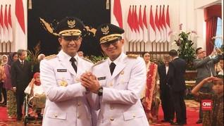 Anies-Sandi Belum Afdal Pimpin Jakarta Tanpa Paripurna DPRD