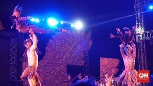 Menjelajah Budaya dan Tarian Indonesia di Sudut Nusa Dua Bali