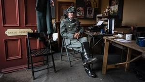 FOTO: Mengenang Masa Perang Dunia II dengan Sukacita