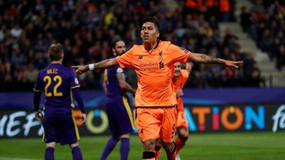 ManCity Tekuk Napoli, Liverpool Pesta Gol 7-0 atas Maribor