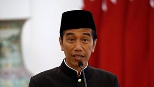 Jokowi: Undang-Undang Jangan Dijadikan Proyek