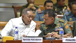 Menhan AS Minta Maaf ke Ryamizard soal Panglima TNI Ditolak
