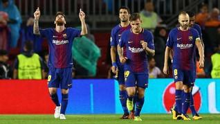 Top Scorer Barcelona Usai Messi: Gol Bunuh Diri