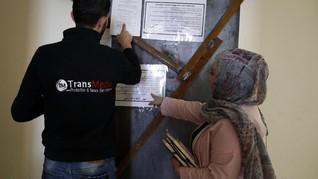 Israel Gerebek dan Tutup 8 Media Palestina di Tepi Barat