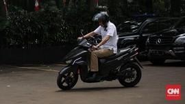 Jonan Minta Motor Listrik GESITS Patok Harga yang Bersaing