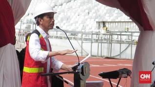 Jokowi Sudah Tanda Tangan Perpres Pembubaran Satlak Prima