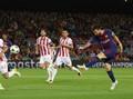 100 Gol Lionel Messi: 82 Kaki Kiri, 14 Kanan, 4 Sundulan