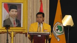 Setnov Desak Trump Minta Maaf soal Penolakan Panglima TNI