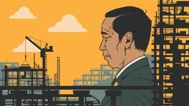 Berbagai Jurus Ekonomi dalam 3 Tahun Jokowi