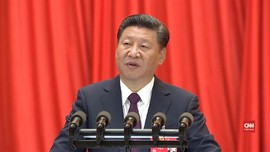 VIDEO: Xi Jinping Paparkan Target Militer Kelas Dunia 2050