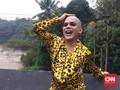 Ozy Syahputra Merasa Seniman Diabaikan selama 3 Tahun Jokowi