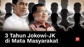 VIDEO: Pendapat Rakyat di Tiga Tahun Pemerintahan Jokowi-JK