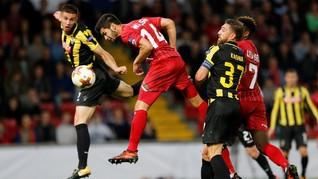 Sandy Walsh Senang Kembali Merumput di Liga Europa