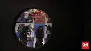 FOTO: Kolaborasi Seni Budaya Inggris dan Indonesia