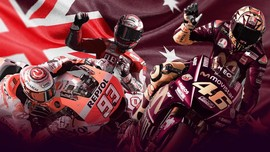 LIVE: MotoGP Australia 2017