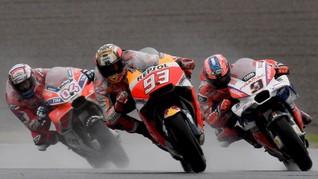 Dovizioso: Marquez Tetap Kuat Saat Performa Honda Buruk