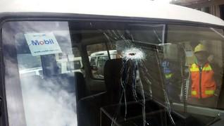 Kendaraan Patroli Freeport Ditembaki Kelompok Bersenjata