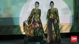 Parade Batik Papua untuk Aksi Peduli Penyintas Kanker Serviks