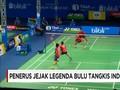 VIDEO: Penerus Jejak Pebulutangkis Legenda Indonesia