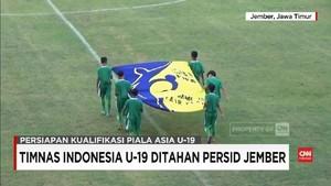 VIDEO: Uji Coba Terakhir Timnas Indonesia U-19