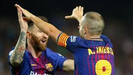 Gol Kontroversial Warnai Kemenangan Barcelona Atas Malaga