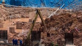 Jenazah Dua WNI Korban Tanah Longsor di Penang Dievakuasi