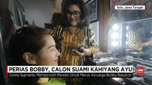 VIDEO: Perias Calon Suami Kahiyang Ayu