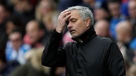 Mourinho: MU Pantas Dihukum dengan Kekalahan
