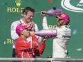 Terdepan di GP AS,Lewis Hamilton Dekati Gelar Juara Keempat