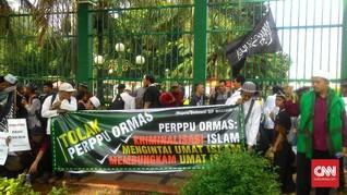 Warga Ungkap Alasan Ikut Demo Tolak Perppu Ormas