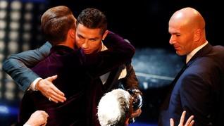 Tahunnya Real Madrid di Penghargaan FIFA 2017