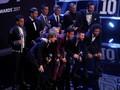 Real Madrid Dominasi Skuat Terbaik FIFA 2017
