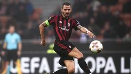 Milan Tanpa Bonucci Saat Menjamu Juventus