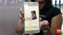 Ikuti Tren Dual Kamera, Samsung Rilis Galaxy J7+