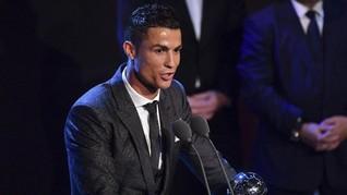 Pelatih Timnas Brasil Pilih Ronaldo Ketimbang Neymar